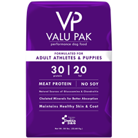 VALUPAK PURPLE BAG 30/20 50lb