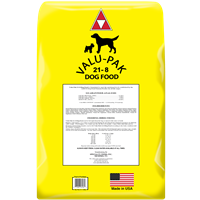 VALUPAK YELLOW BAG 21/8 50lb