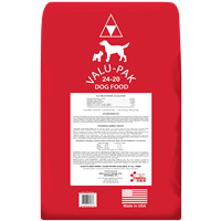 VALUPAK RED BAG 24/20 50lb